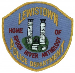 Lewistown Police Patch2