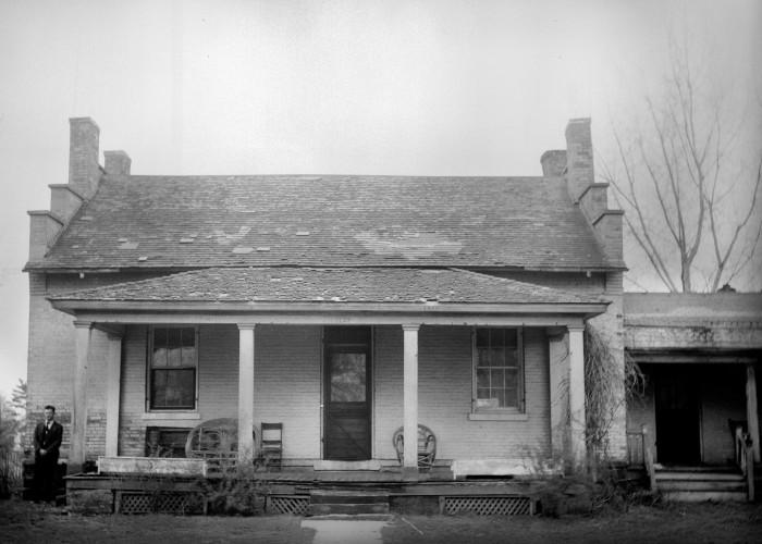 Edgar Lee Masters home
